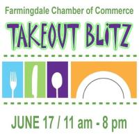 Chamber Takeout Blitz at DGM Catering (Food Truck)