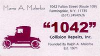 1042 Collision Repairs, Inc