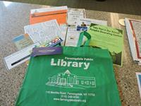 Our Welcome Kits for New Patrons During National Library Card Sign-Up Month