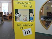 Getting Ready to Celebrate National Library Card Sign-Up Month
