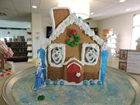 2016 Gingerbread House Winner - Frozen (Adult)