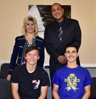 Two Farmingdale Students Selected to Perform at 2019 All-National Music Conference