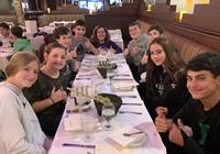 Howitt Middle School Students Celebrate Day of the Dead at Local Farmingdale Establishments