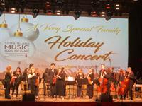 FHS Student Musicians Perform at LI Music Hall of Fame Holiday Concert