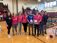 Two FHS Robotics Teams Qualify for State Tournament
