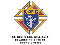 Knights of Columbus - Msgr Delaney 5983