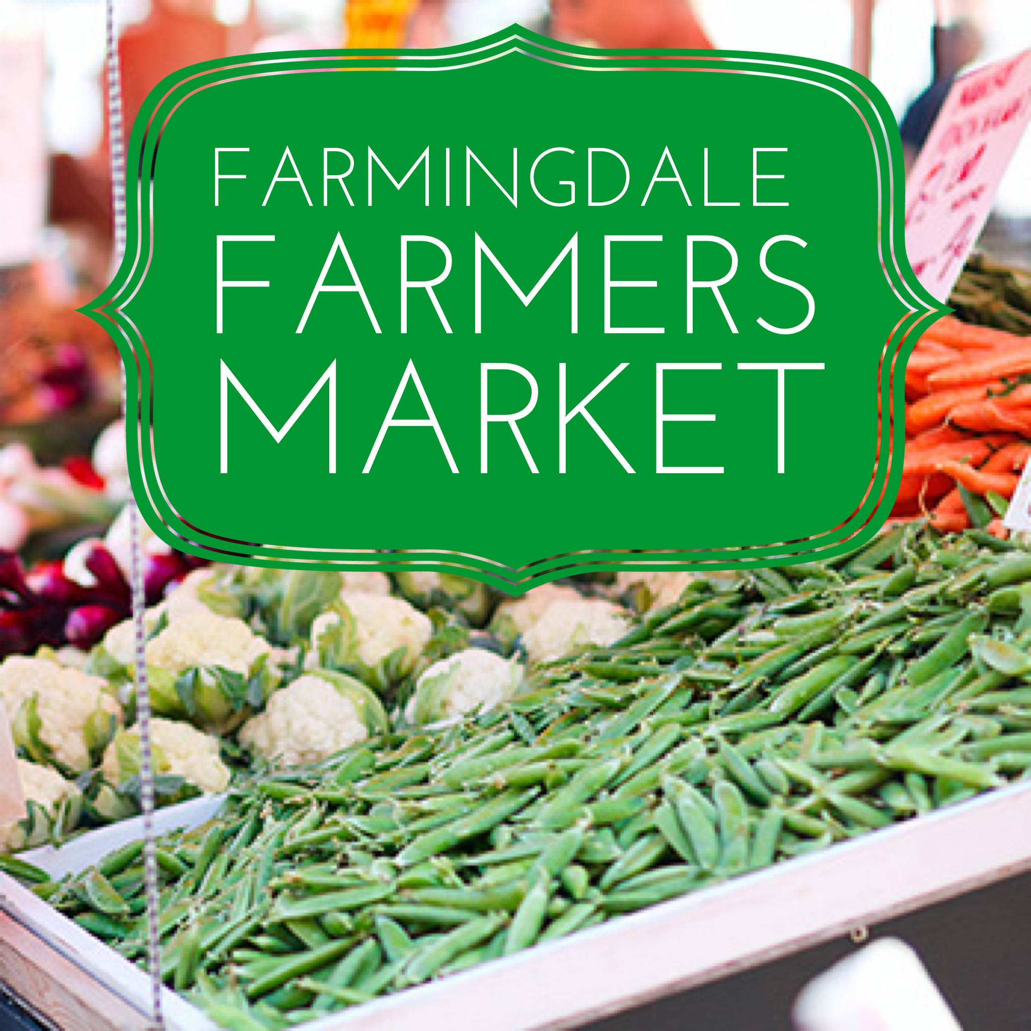 Farmers Market On The Green