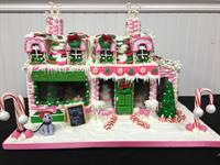 8th Annual Long Island Gingerbread & Chocolate House Competition