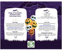 Village of Farmingdale Halloween House Decorating Contest - 2021