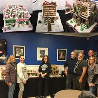 8th Annual Long Island Gingerbread House Competition - Saturday, December 11, 2021 at The Chocolate Duck
