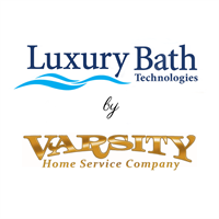 Luxury Bath by Varsity Home Service