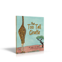 The Too Tall Giraffe Book Release by Farmingdale Author Christine Maier