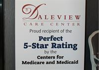 Accepting COVID and non-COVID patients- Daleview Care Center