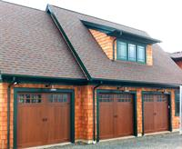 Who wouldn't want a Clopay Garage door?!