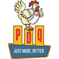 PDQ Open for Drive Thru, To-Go and more!