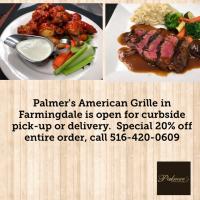 20% off at Palmer's