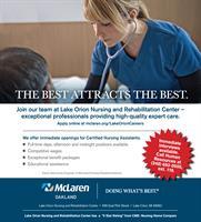 lake orion nursing and rehabilitation center