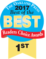 Thank you for voting us Best of the Best Flooring Store in Oakland County!