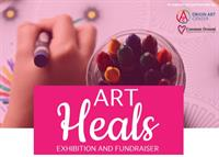 Art Heals Exhibition and Fundraiser
