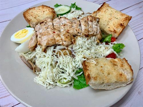 Chicken Salad-our biggest sellers