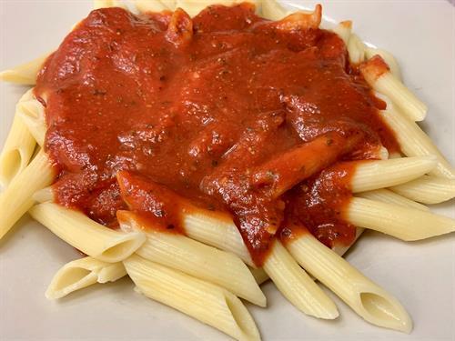 Penne Tomato Sauce