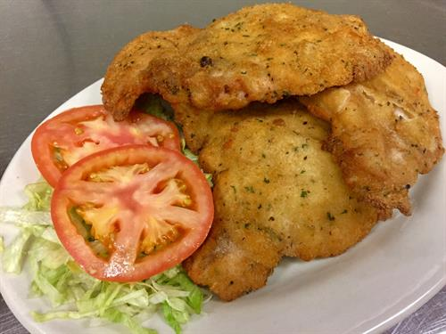 Breaded Pork Chops, a Thursday night special every week!