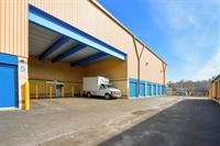 Guardian Storage Bridgeville large, covered loading docks