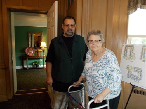 Ari and Elizabeth Zarabi