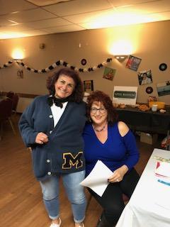 Moon Township Senior Connection Sock Hop