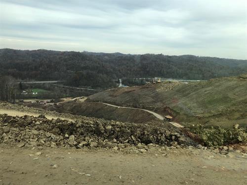 Smithburg WV Site - Providing Construction Quality Assurance