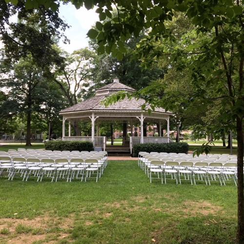 Beaver Wedding Ceremony