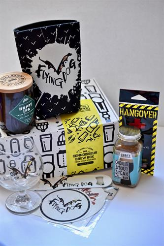 Monthly Craft Beer Inspired Brew Box