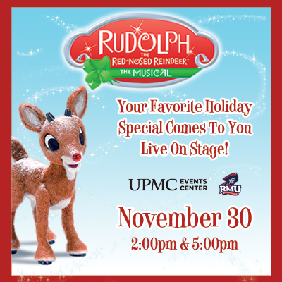 Rudolph Christmas Special.Rudolph The Red Nosed Reindeer The Musical Nov 30 2019