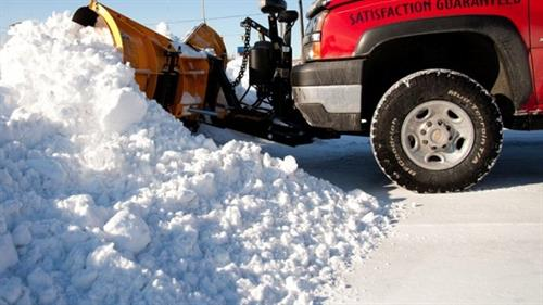 We also offer snow removal in the Western PA region.