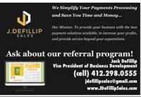 J. DeFillip Sales