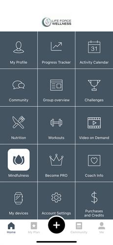 Life Force App