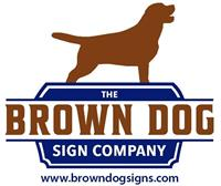 The Brown Dog Sign Company