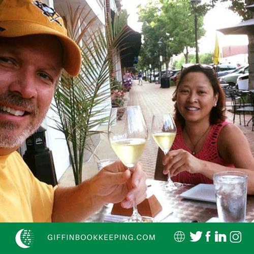 Meet the face behind Giffin Bookkeeping