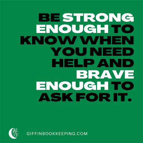 Strong enough, Brave enough