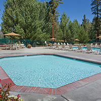 Big Bear, CA - WorldMark Big Bear, Outdoor Children's Pool