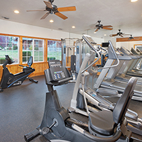 Big Bear, CA - WorldMark Big Bear, Fitness Center