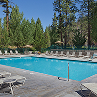 Big Bear, CA - WorldMark Big Bear, Outdoor Pool