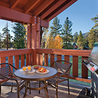 Big Bear, CA - WorldMark Big Bear, Two Bedroom Deck
