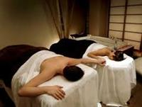 Couples Together Massage