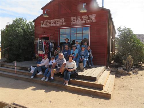 Travel Club Pioneer Town