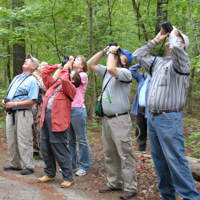 Bird Talks at Chirp Nature Center