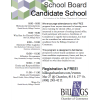 Candidate School 2019