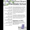 Candidate School 2019