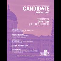 Candidate School 2020