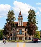 Historic Flathead County Courthouse - Kalispell, MT